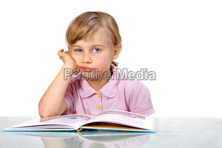 lesen ist langweilig