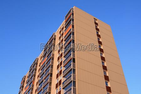 appartementhaus gebaeude
