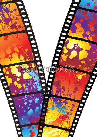 rainbow zip film