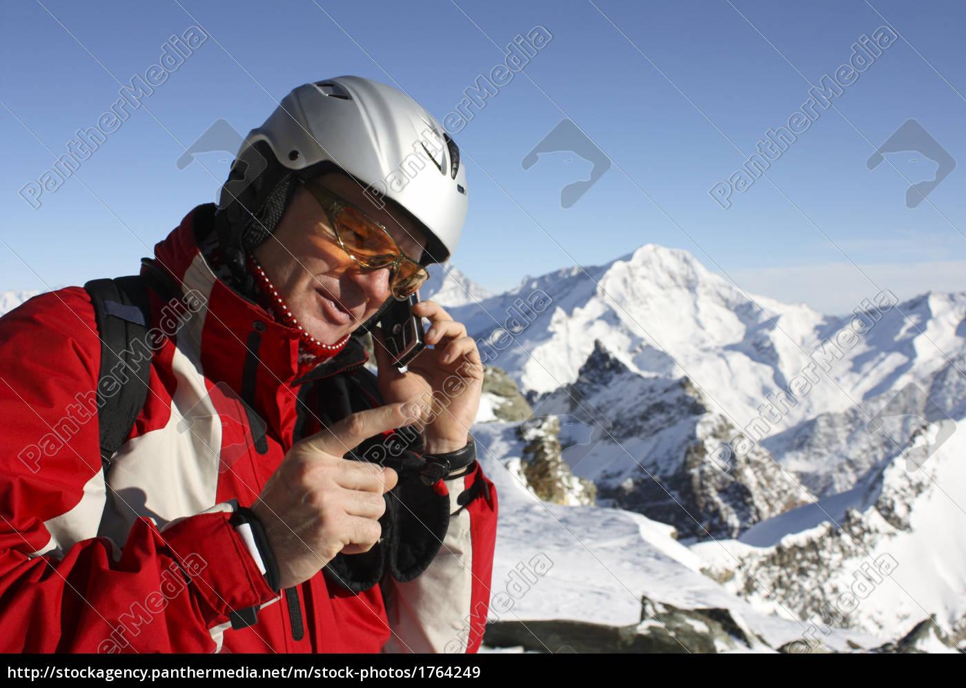 workaholic, -, telefoniert, und, macht, geschäfte - 1764249