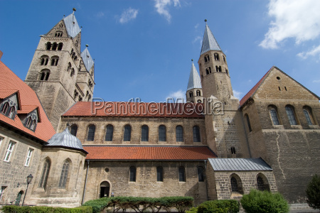 liebfrauenkirche stuerzend