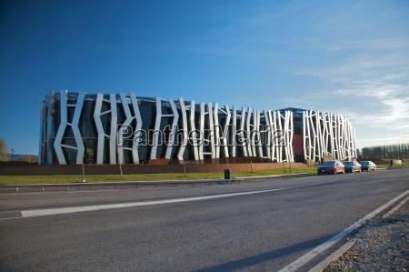 stadt modern moderne spanien grossstadt innenstadt