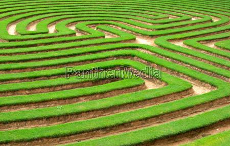 gras labyrinth