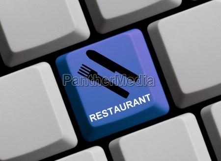 search restaurants online