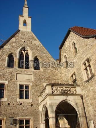 augustiner, kloster, erfurt - 1830049