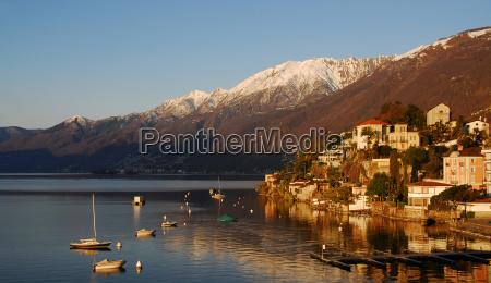 morning in ascona