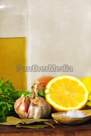 ingredients of portuguese cuisine