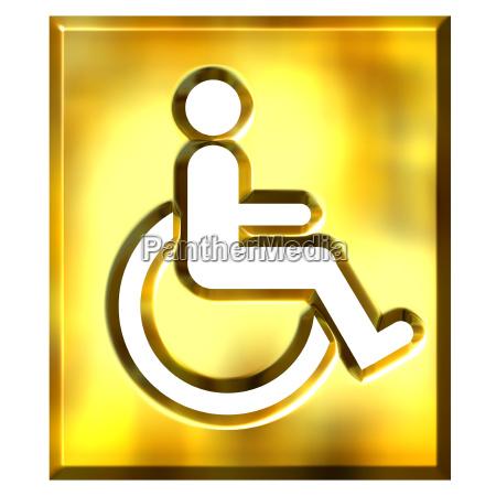 3d golden special needs ign