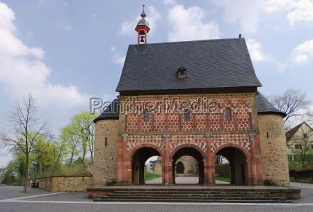lorsch kloster