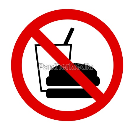 sign signal food aliment drink drinking