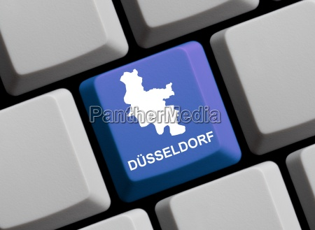 dusseldorf on the internet
