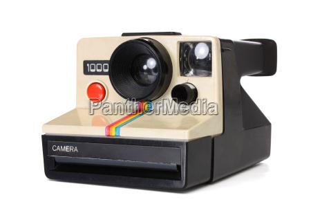 polaroid instant kamera