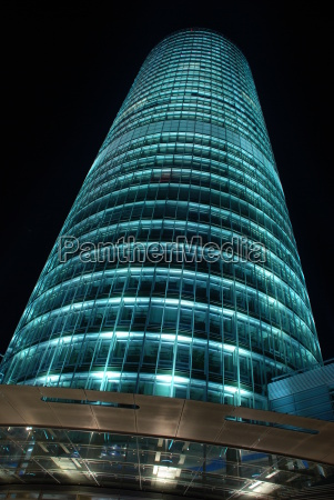 business tower nuremberg bavaria