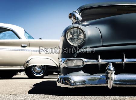 retro car amerikanische klassiker