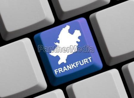 frankfurt on the internet