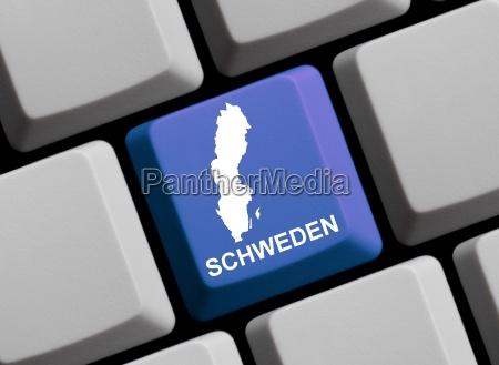 sweden on the internet