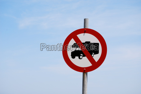 camping not allowed