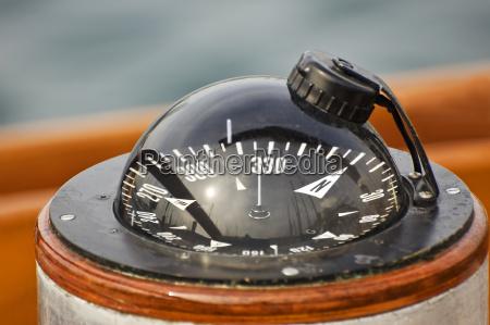 boot kompass
