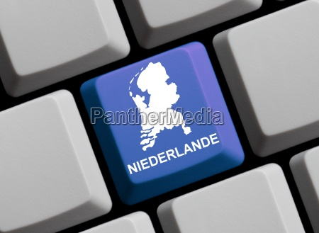 the netherlands on the internet