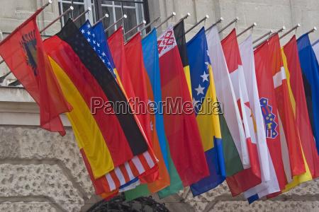 flaggenvielfalt