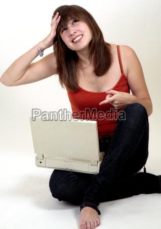 girl am notebook