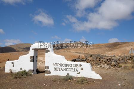 municipio betancuria fuerteventura