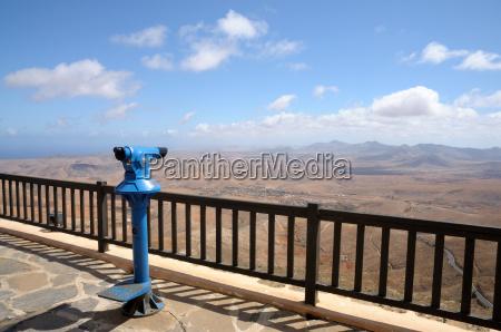 viewpoint on fuerteventura