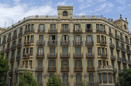 historical house in barcelona