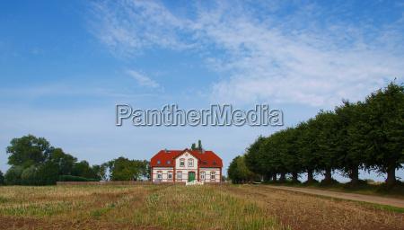 das landhaus auf poel