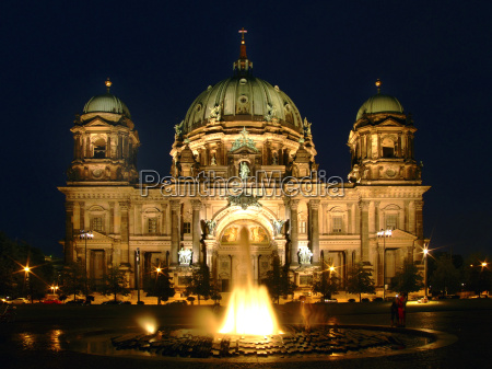 germany berlin berlin cathedral
