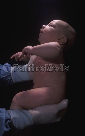 gesundheit professionellen betrieb neugeborenes baby