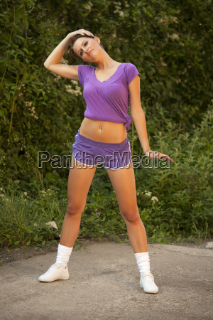 fitness outdoor