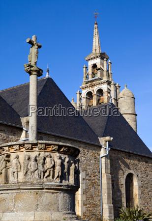 church in pleubian