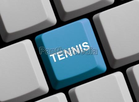 tennis on the internet