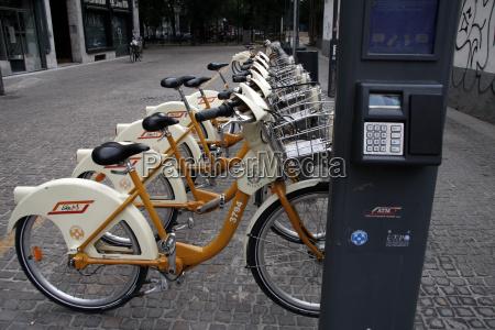milan bike sharing