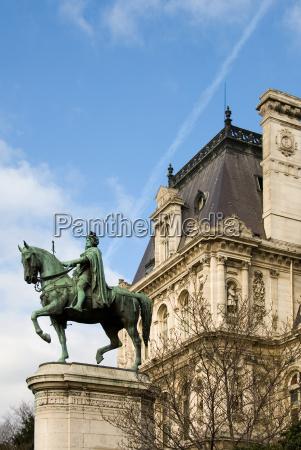 statue skulptur paris frankreich bildhauerei standbild
