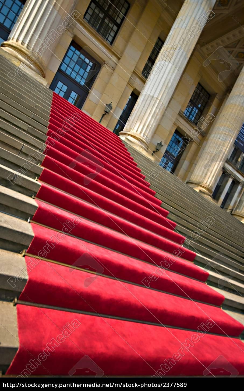 Faszinierend Teppich Berlin Sammlung Von Lizenzfreies Bild 2377589 - Roter Am