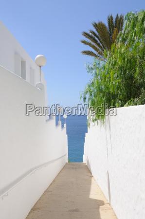 walk to the sea fuerteventura