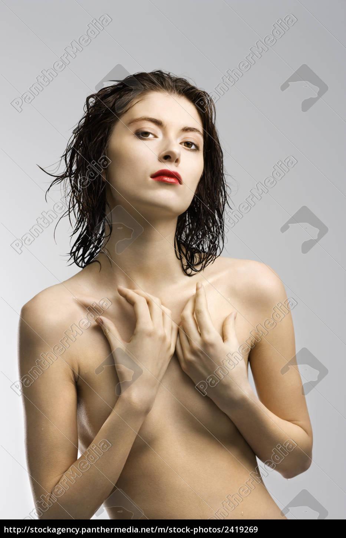junge nackt