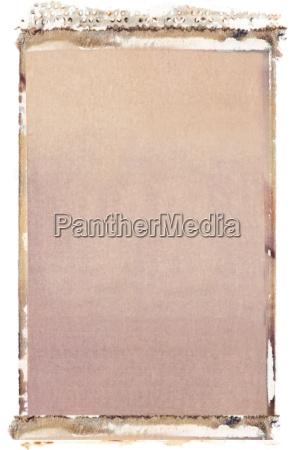 35mm polaroid transfer