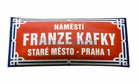 square of franz kafka