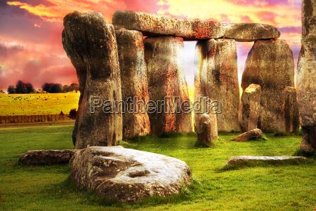 fantasy stonehenge