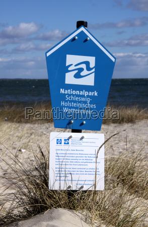 nationalpark schleswig holsteinisches wattenmeer