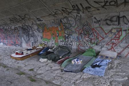 obdachlosen unterkunft
