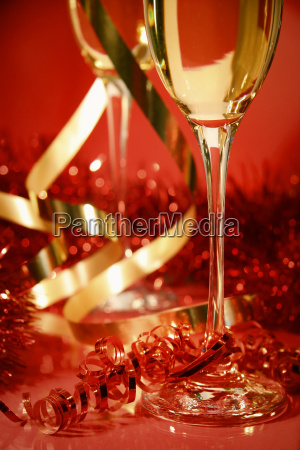 day glass holiday toast champagne happy