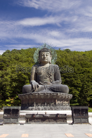 buddha south korea