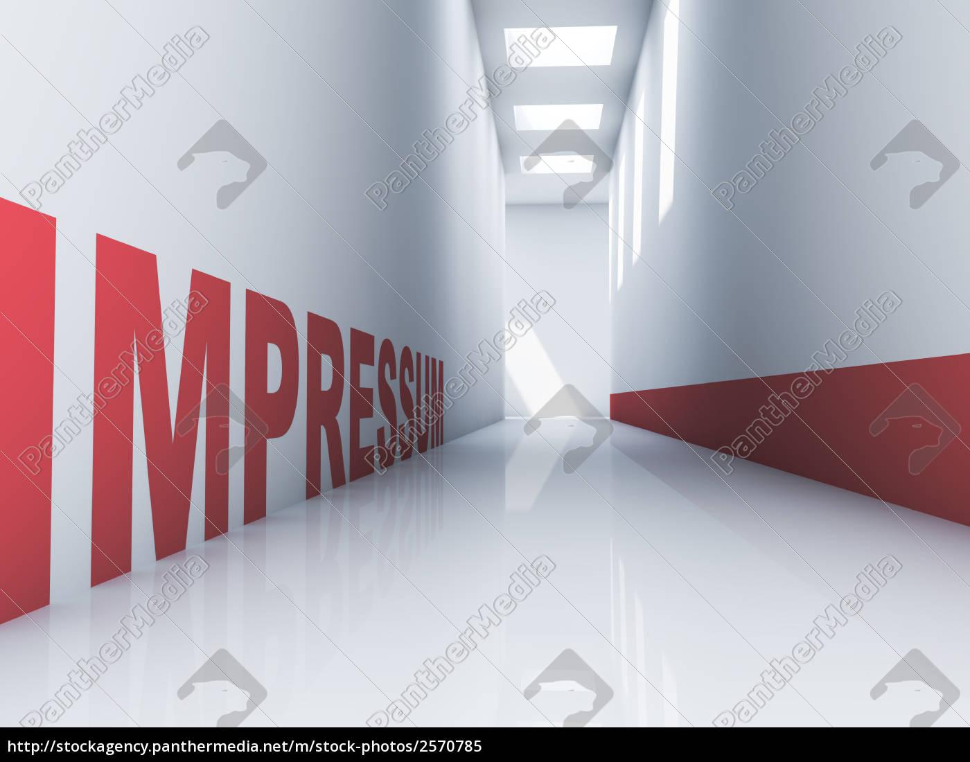 impressum - 2570785