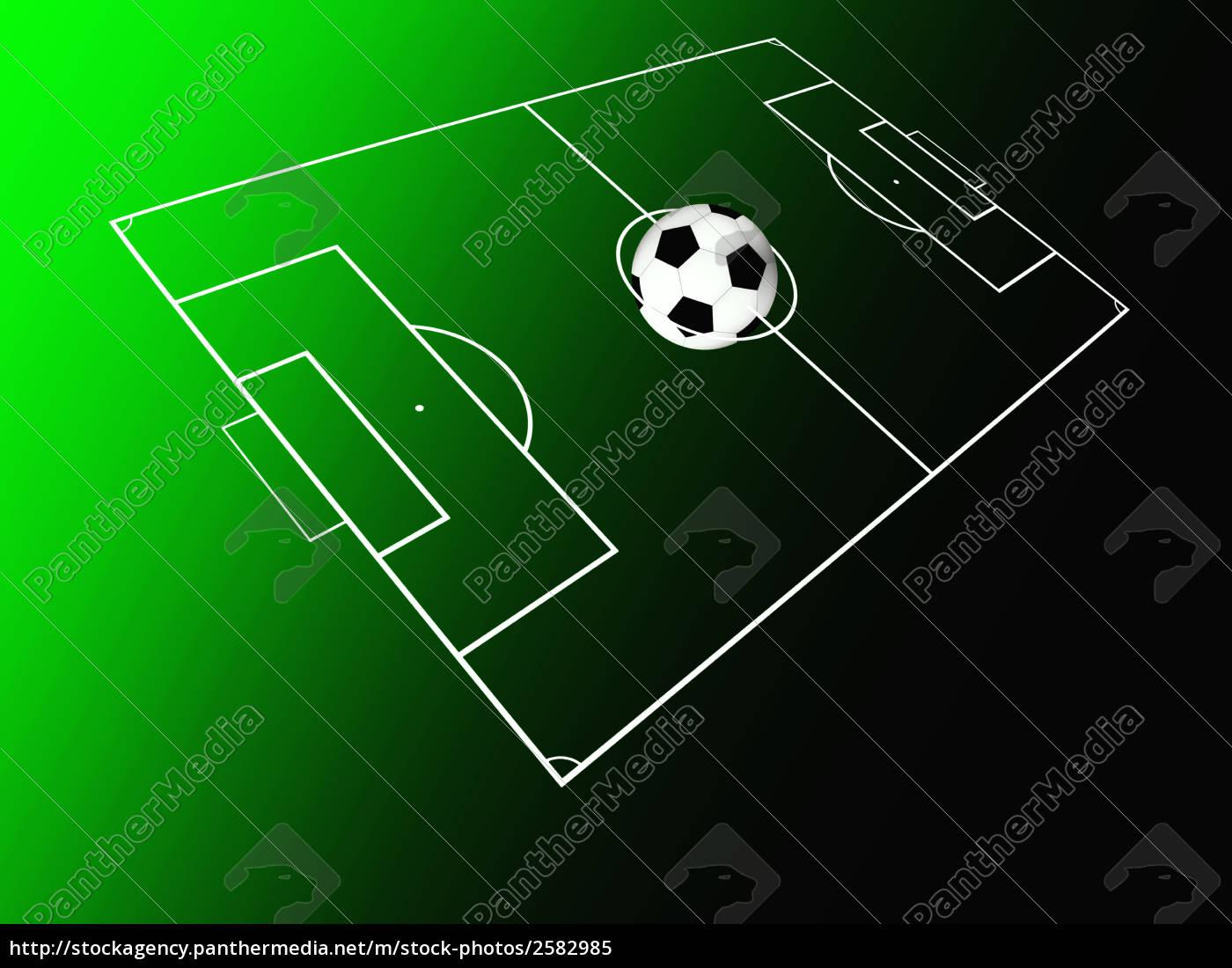 Stockfoto 2582985 Fussball Wallpaper