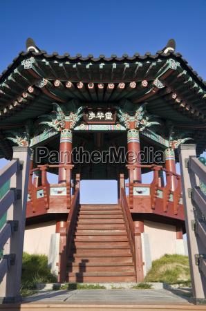 pavillion south korea