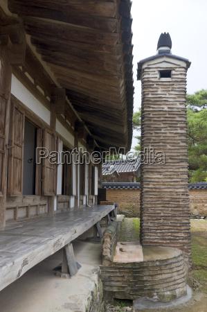 ethnographic village south korea